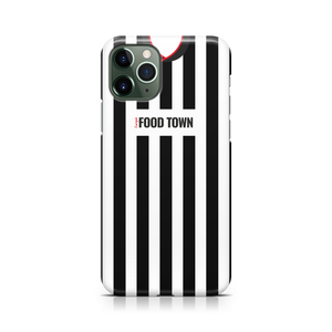 Grimsby Town 1990 Kit Phone Case-CASES-The Terrace Store