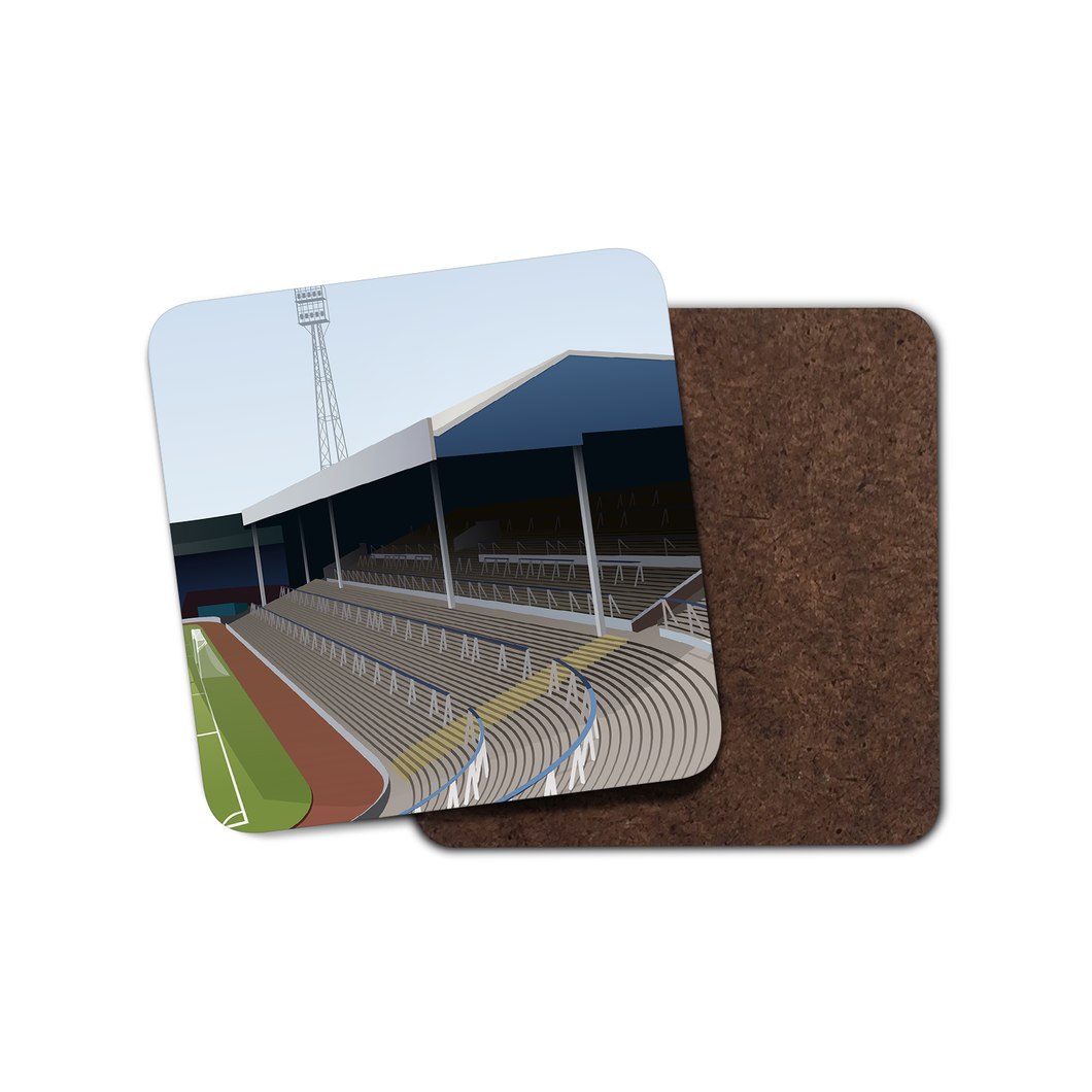 Hawthorns Illustrated Coaster-Coaster-The Terrace Store