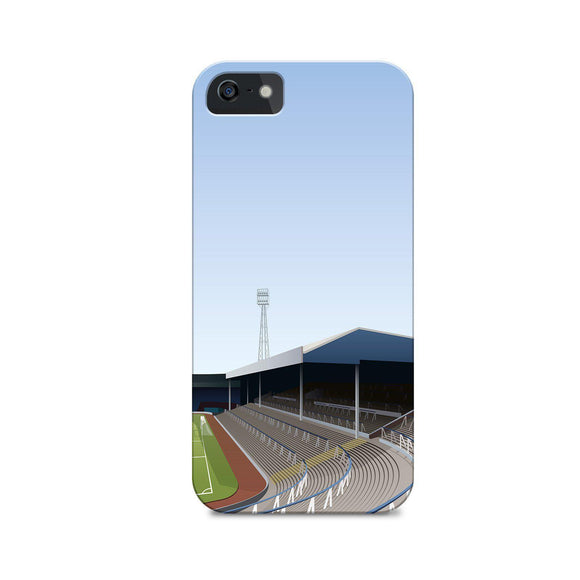 hawthorns illustrated phone case
