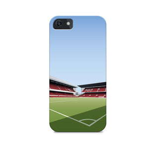 Highbury Illustrated Phone Case-CASES-The Terrace Store