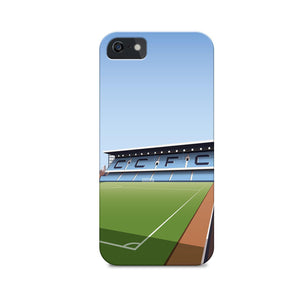 Highfield Road Illustrated Phone Case-CASES-The Terrace Store