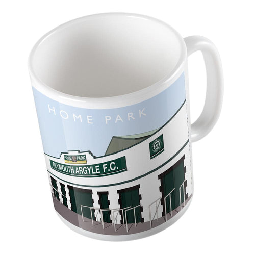 Home Park Illustrated Mug-Mugs-The Terrace Store