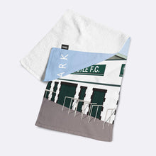 Load image into Gallery viewer, Home Park Illustrated Towel-Towels-The Terrace Store