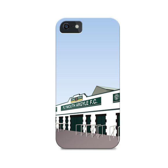home park illustrated phone case