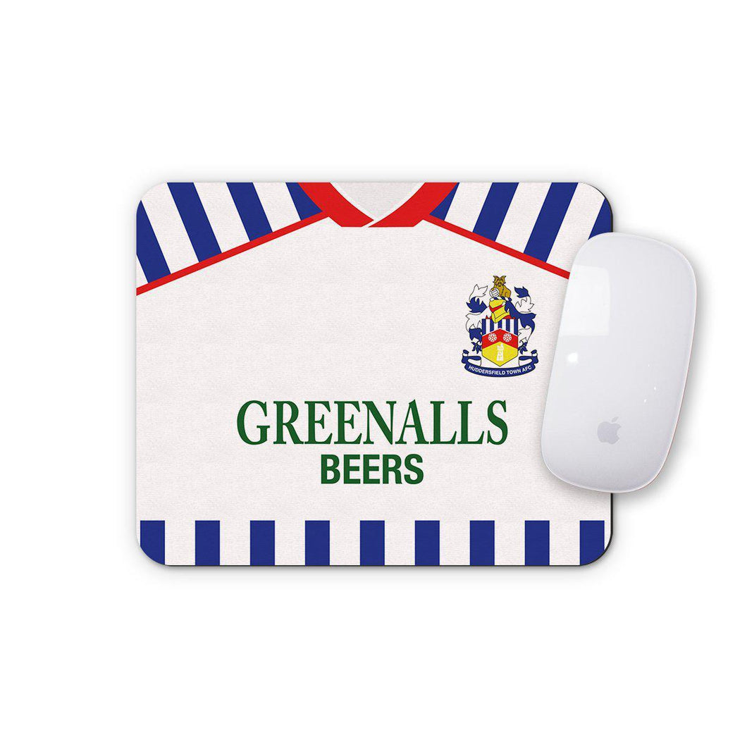 Huddersfield Town 1998 Home Mouse Mat-Mouse mat-The Terrace Store