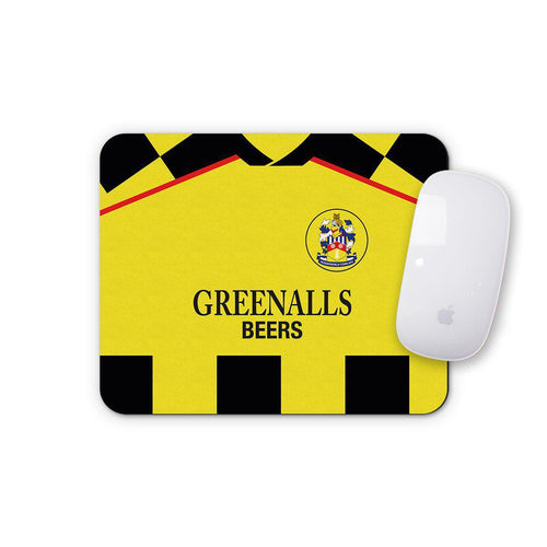 Huddersfield Town 1998 Away Mouse Mat-Mouse mat-The Terrace Store