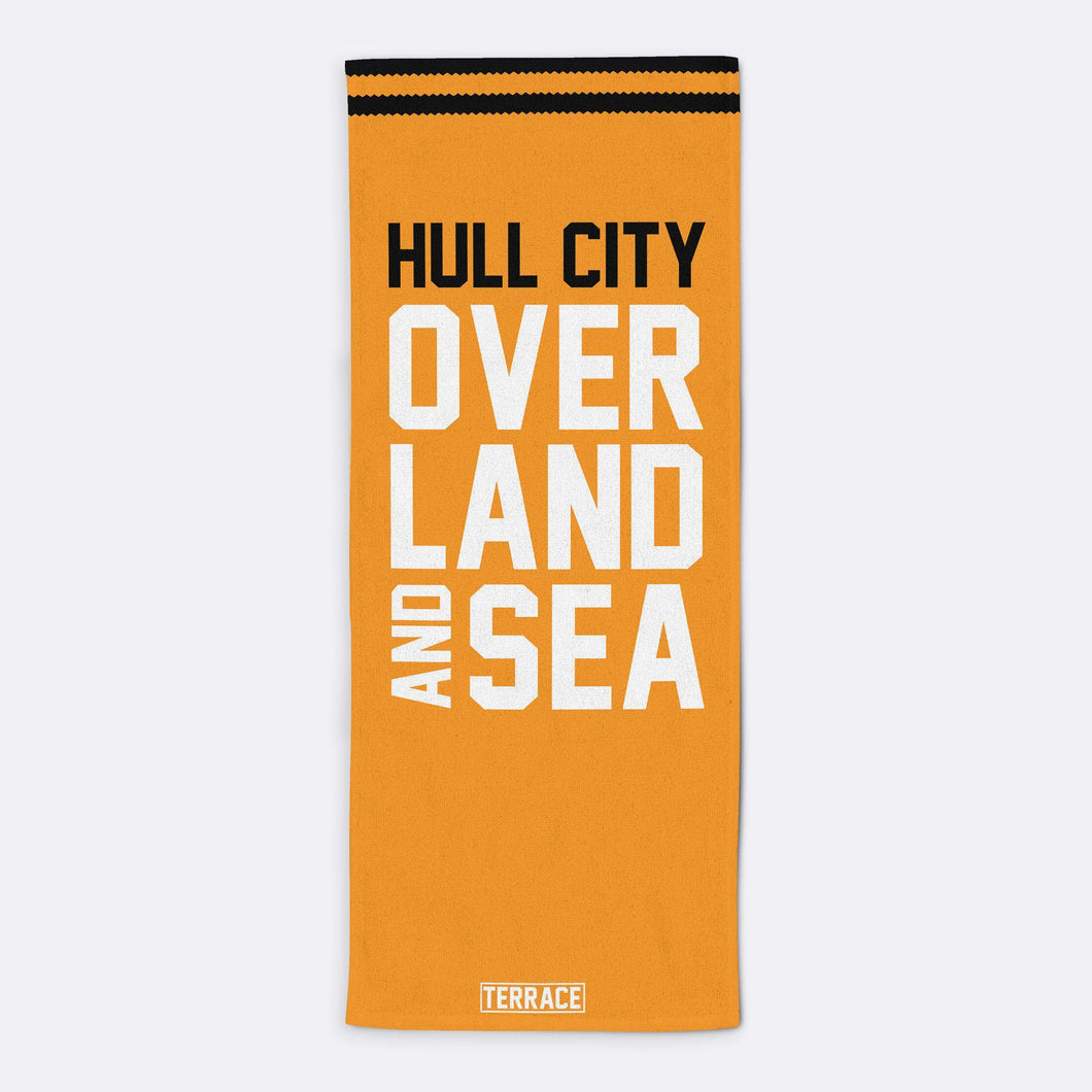 Hull Over Land & Sea Beach Towel-Towels-The Terrace Store