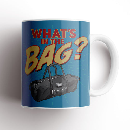 Undr The Cosh In The Bag Mug