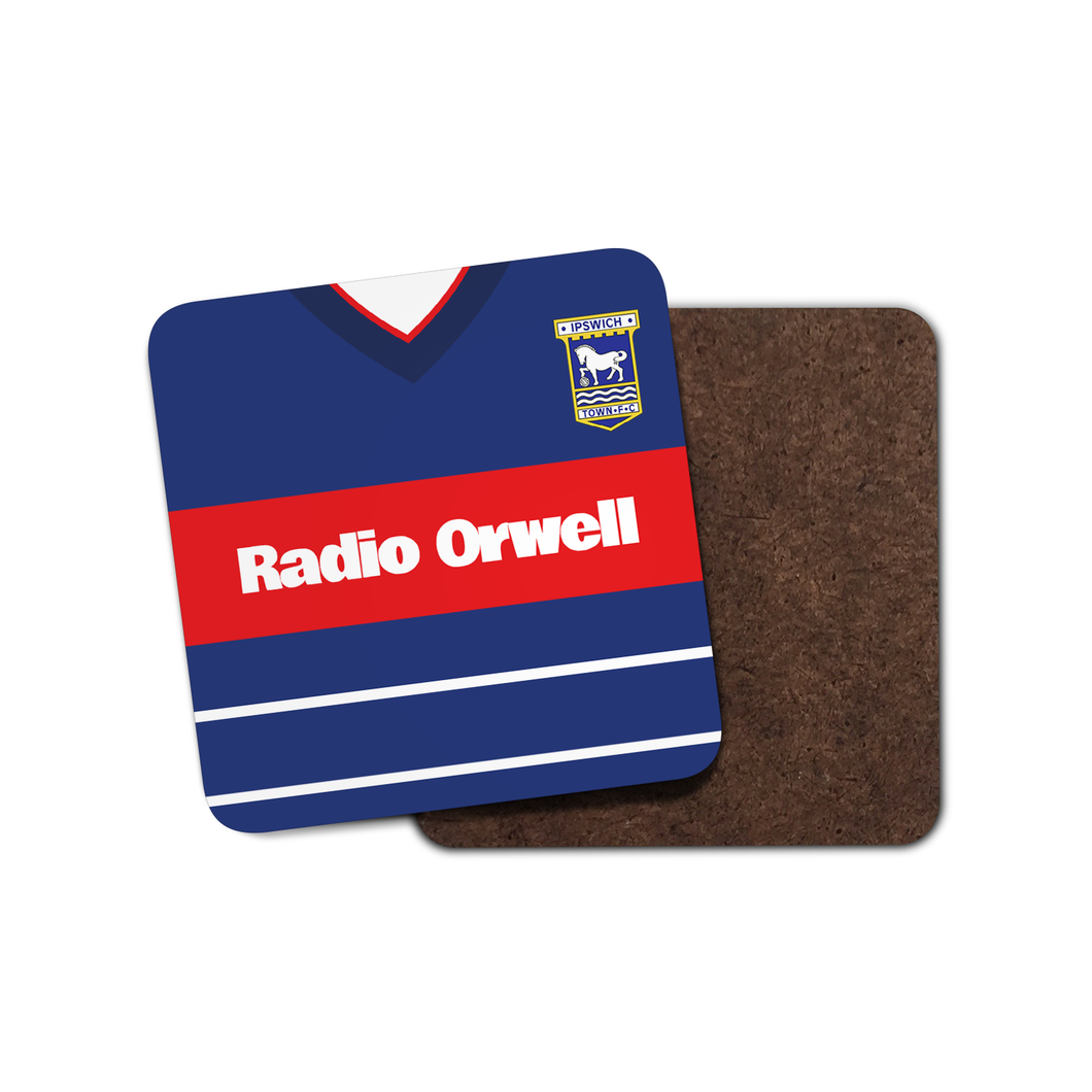 Ipswich Town 1986 Coaster-Coaster-The Terrace Store
