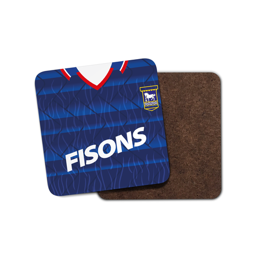 Ipswich Town 1989 Coaster-Coaster-The Terrace Store