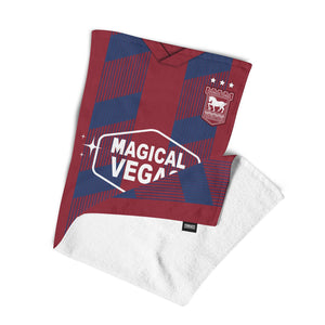 Ipswich Town 19/20 Away Beach Towel