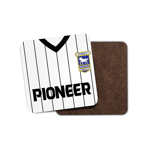 Ipswich Town 1984 Away Coaster-Coaster-The Terrace Store