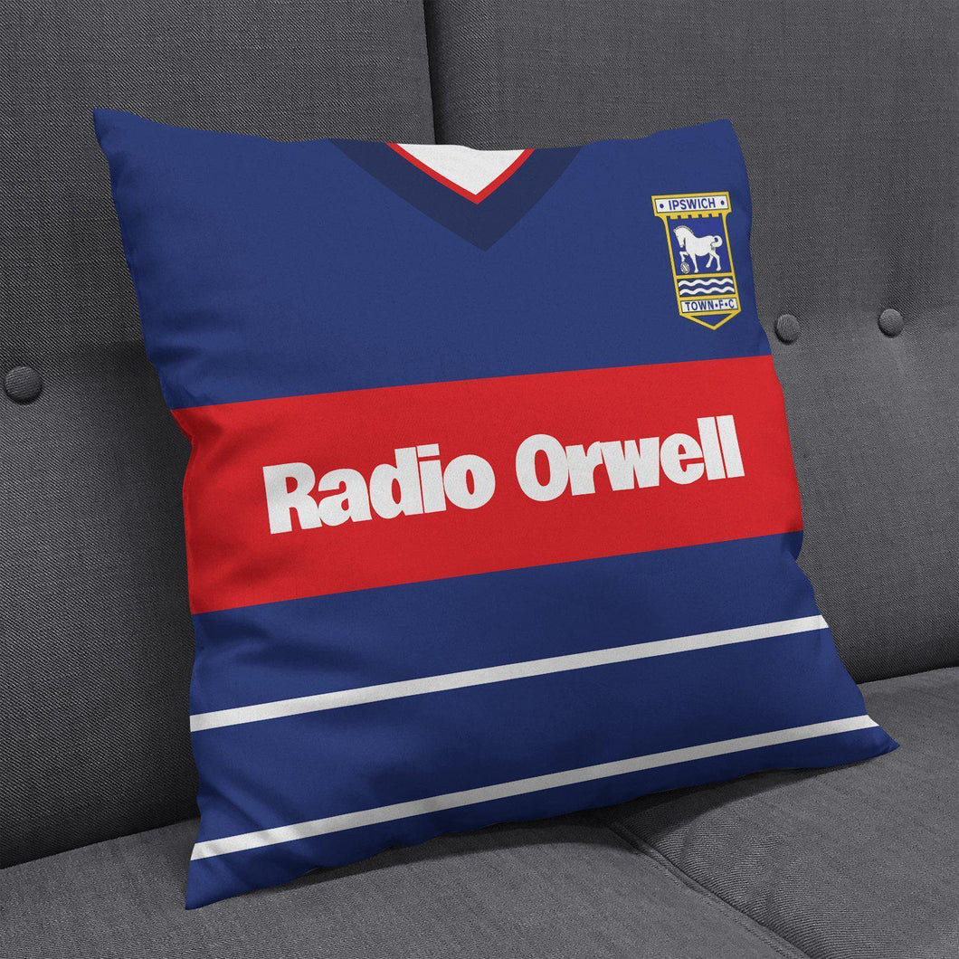 Ipswich Town 1986 Cushion-Cushions-The Terrace Store