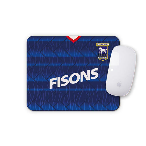Ipswich 1989 Home Mouse Mat-Mouse mat-The Terrace Store