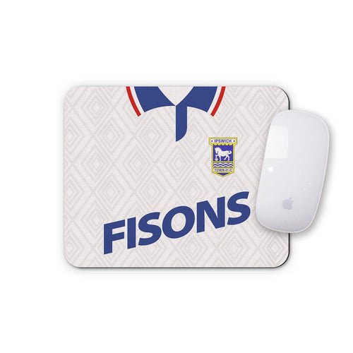 Ipswich 1991 Away Mouse Mat-Mouse mat-The Terrace Store