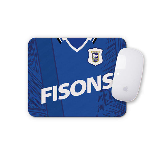 Ipswich 1993 Home Mouse Mat-Mouse mat-The Terrace Store