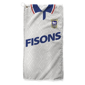 Ipswich Town 1991 Golf Towel-Golf Towels-The Terrace Store