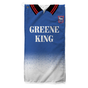 Ipswich Town 1996 Golf Towel-Golf Towels-The Terrace Store
