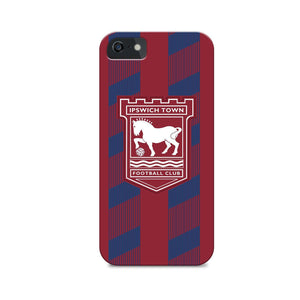 Ipswich Town Club Badge Alternative Phone Case-CASES-The Terrace Store
