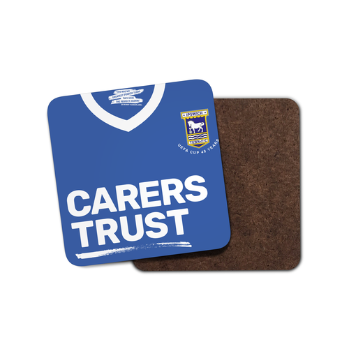 Ipswich Town 20-21 Home Coaster