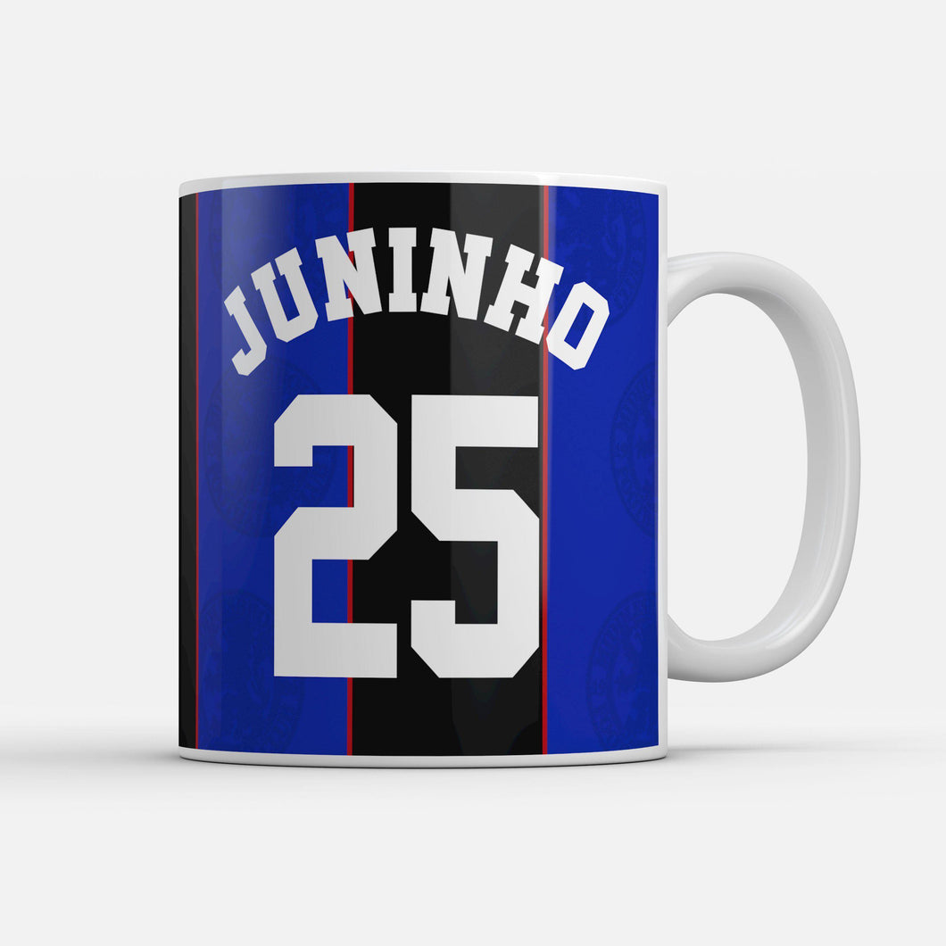 Juninho 95 Away Retro Inspired Mug-Mugs-The Terrace Store