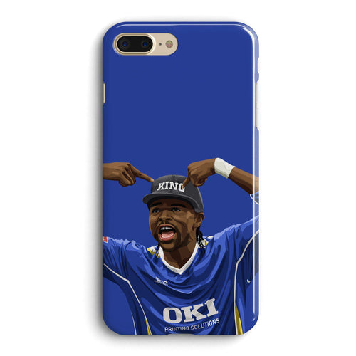 Kanu Blue Phone Case-CASES-The Terrace Store