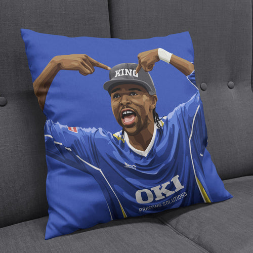 Kanu Legends Cushion-Cushions-The Terrace Store