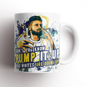 Grady Draws Leeds Klich Pump It Up Mug