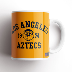 LA Aztecs Logo Mug-Mugs-The Terrace Store