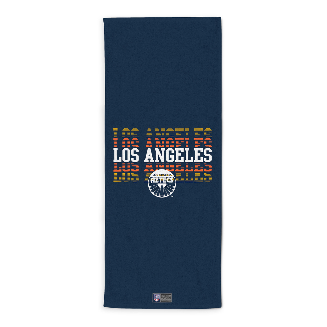 LA Aztecs Style Towel-Towels-The Terrace Store
