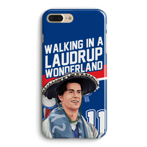 Laudrup Rangers Phone Case-CASES-The Terrace Store