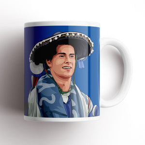 Laudrup Rangers Mug-Mugs-The Terrace Store