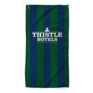 Leeds 1993 3rd kit Golf Towel-Golf Towels-The Terrace Store