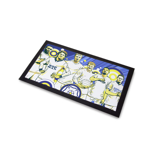 Leeds Legends Bar Runner