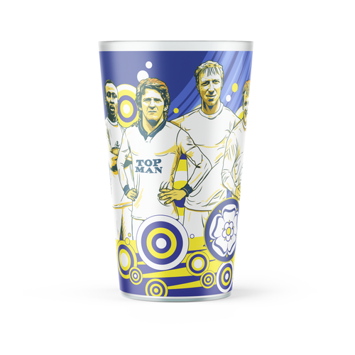 Leeds Legends Re-Usable Pint Cup