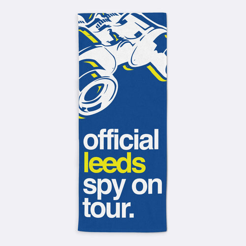 Leeds Spy Towel-Towels-The Terrace Store