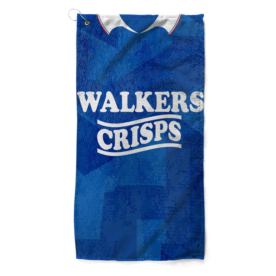 Leicester 1991 Golf Towel-Golf Towels-The Terrace Store