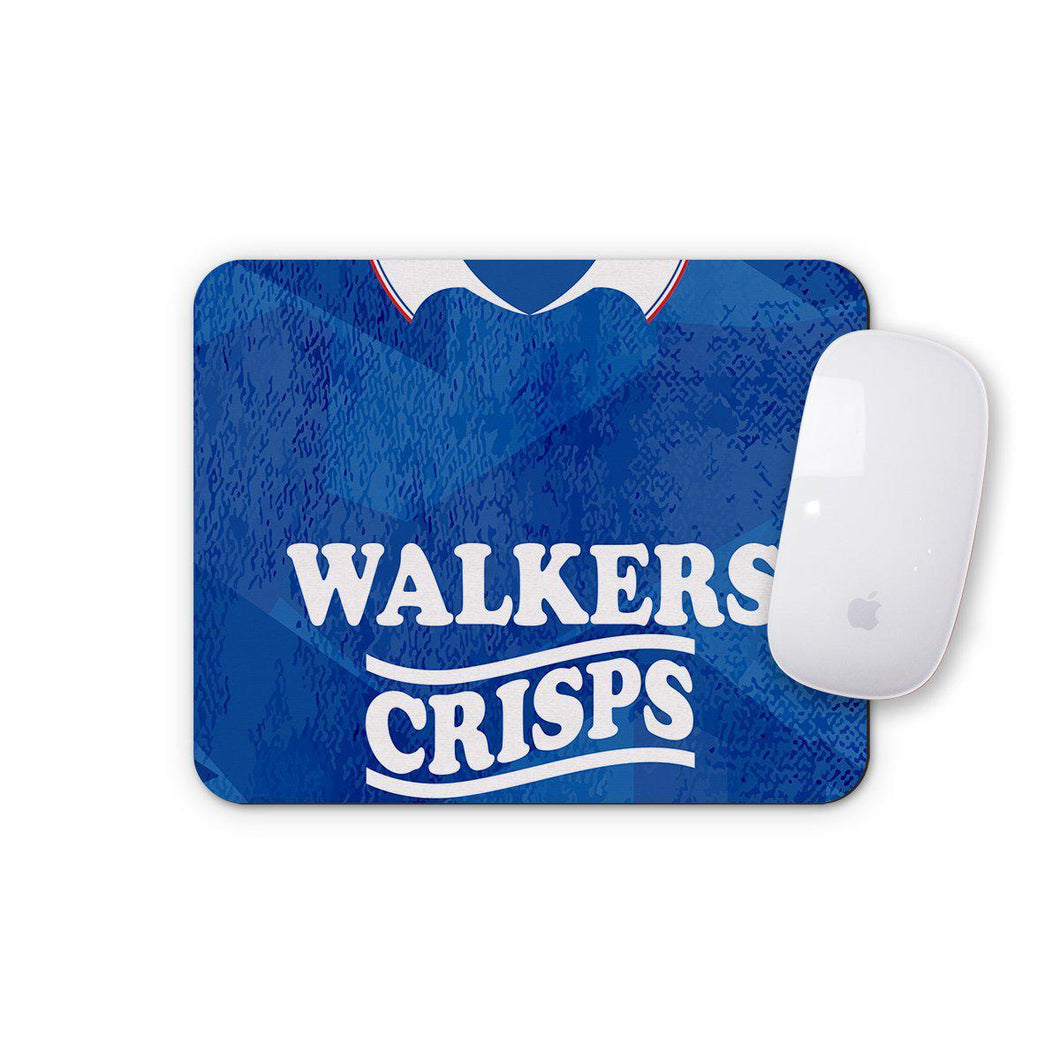 Leicester 1991 Home Mouse Mat-Mouse mat-The Terrace Store