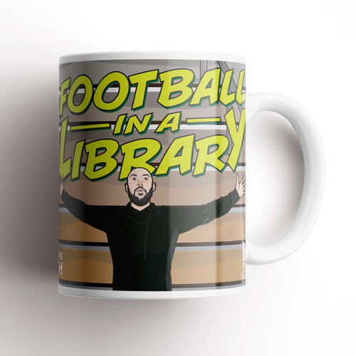Undr The Cosh Library Mug
