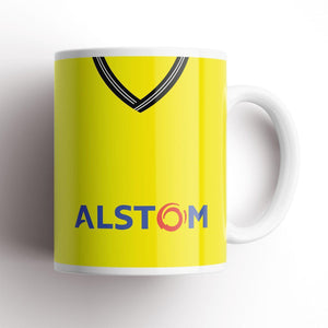 Lincoln City '02 Away Kit Mug-Mugs-The Terrace Store