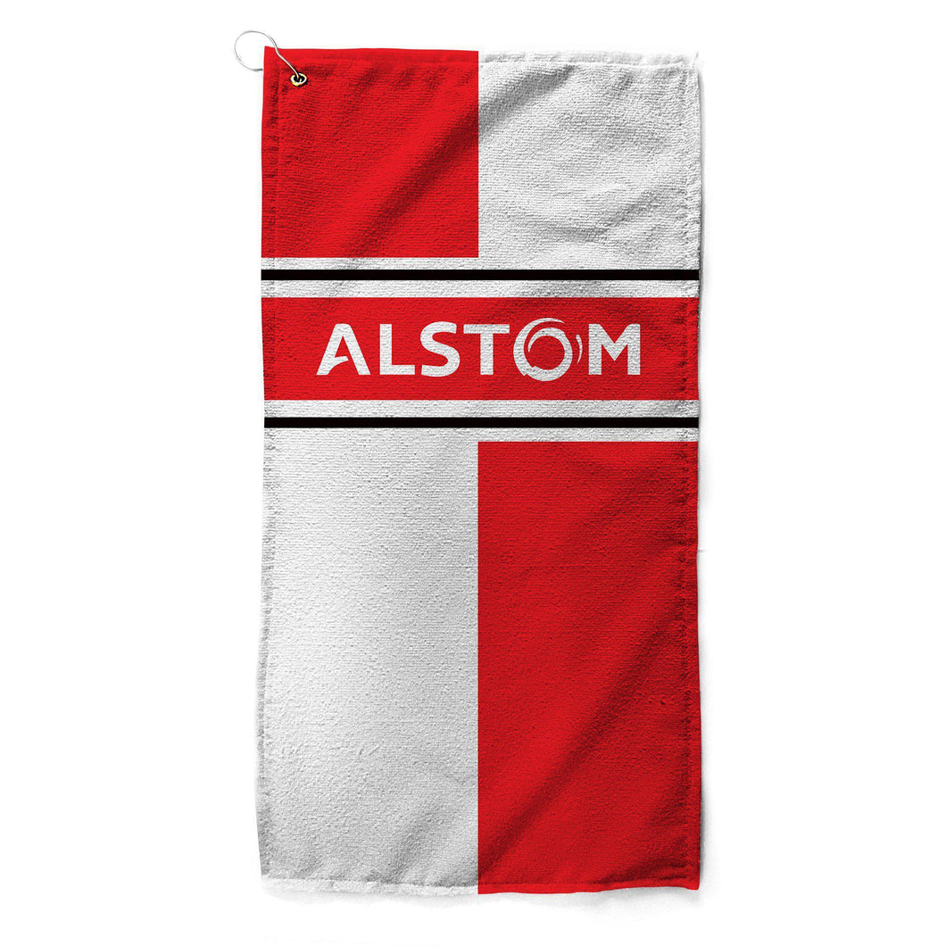 Lincoln 2000 Golf Towel-Golf Towels-The Terrace Store