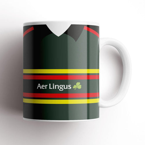 London Irish 1999 Retro Kit Mug-Rugby Mugs-The Terrace Store