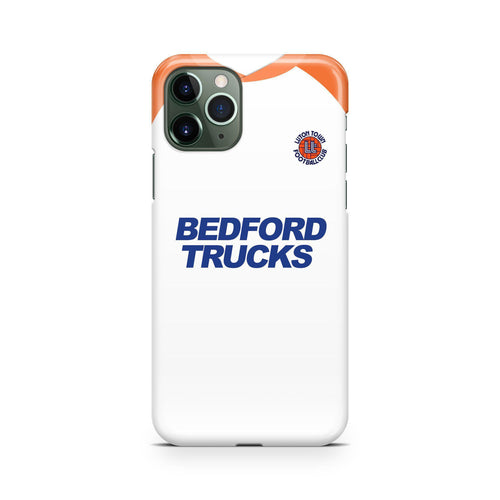Luton Town 1983 Home Phone Case-CASES-The Terrace Store