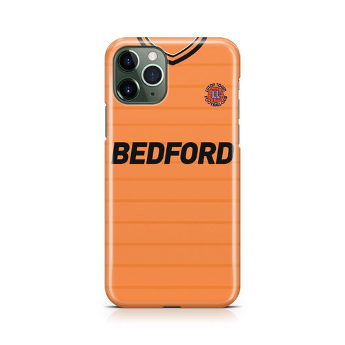Luton Town 1985 Away Phone Case-CASES-The Terrace Store