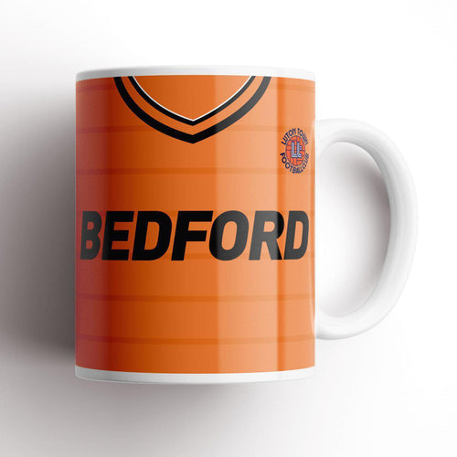 Luton Town 1985 Away Mug-Mugs-The Terrace Store