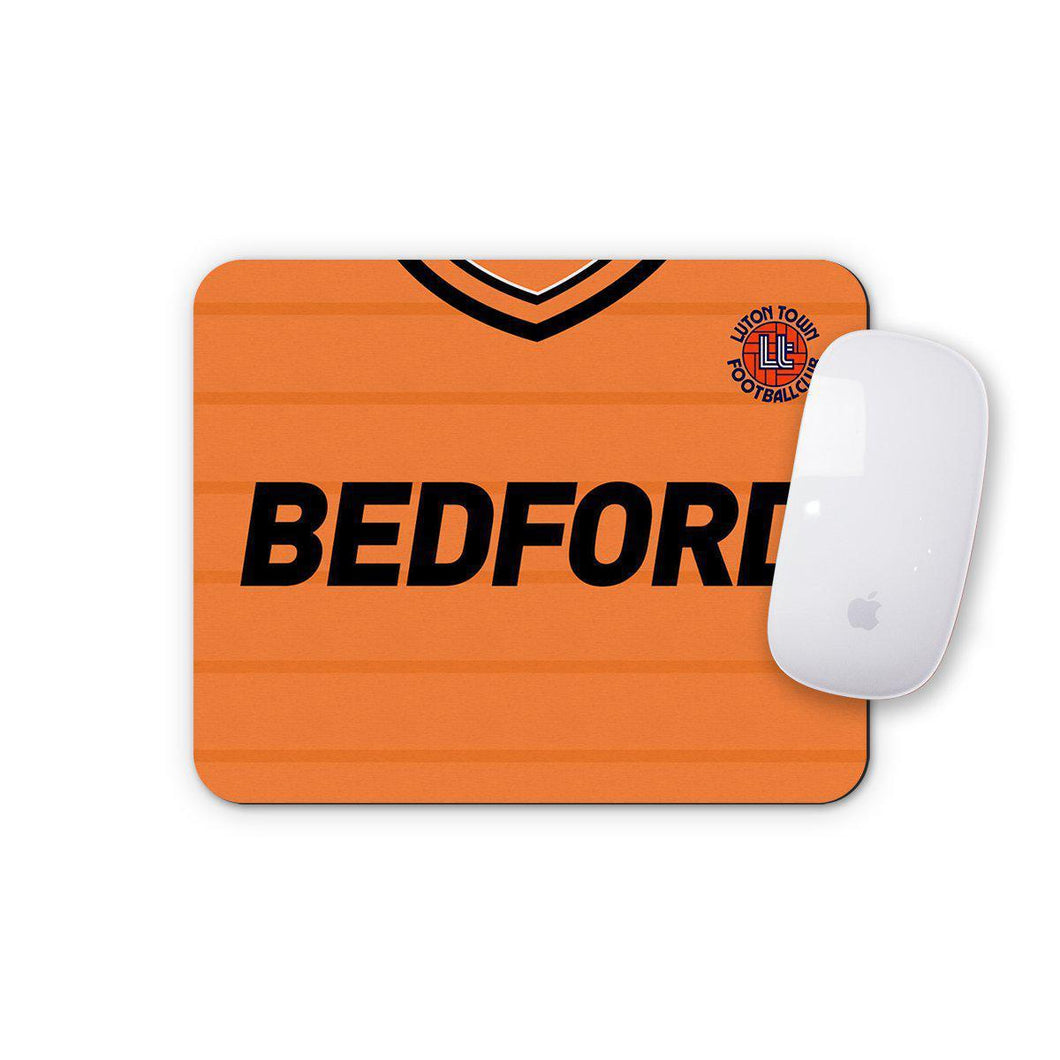 Luton Town 1985 Away Mouse Mat-Mouse mat-The Terrace Store