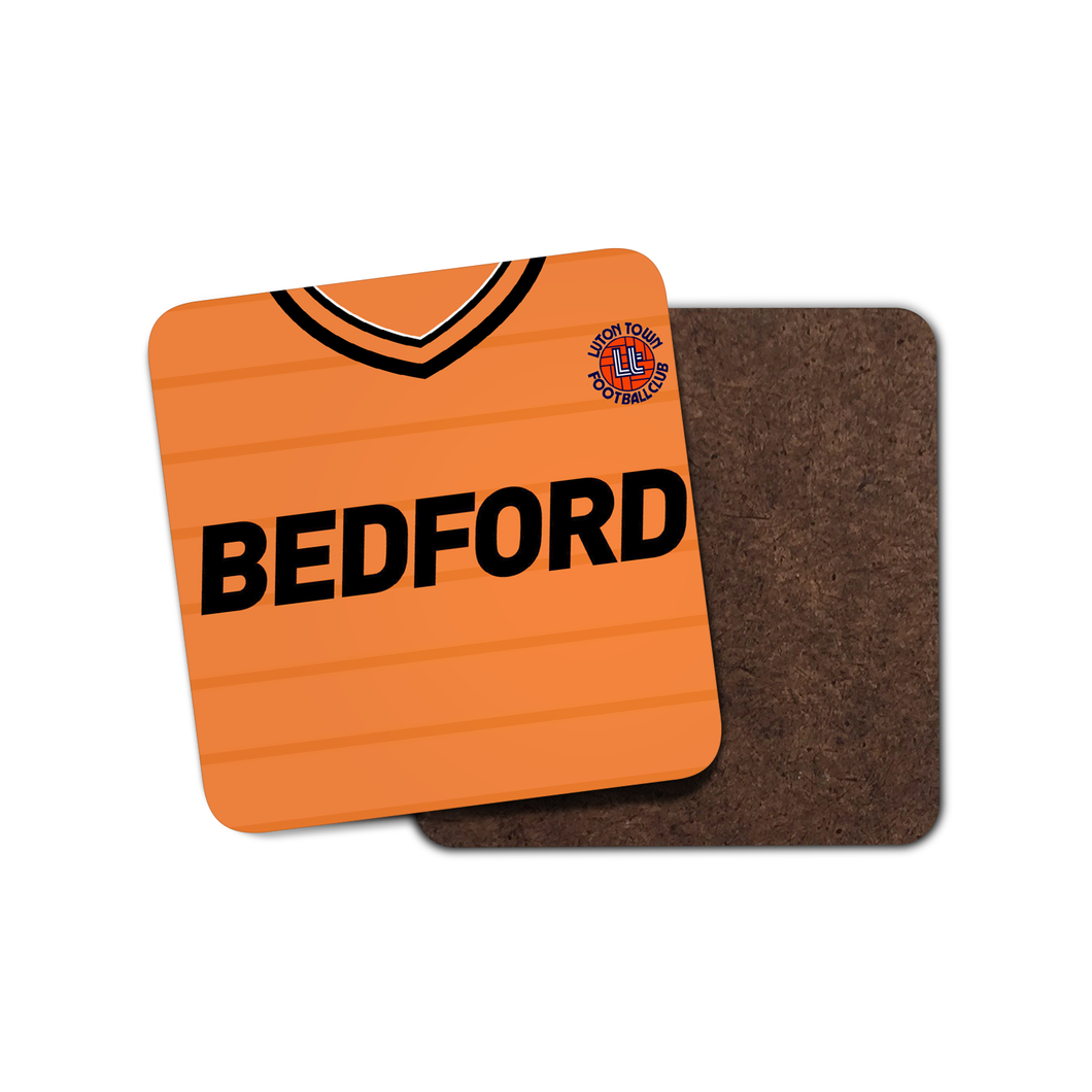 Luton Town 1985 Away Coaster