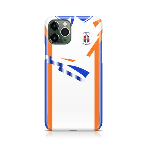 Luton Town 1992 Home Phone Case-CASES-The Terrace Store