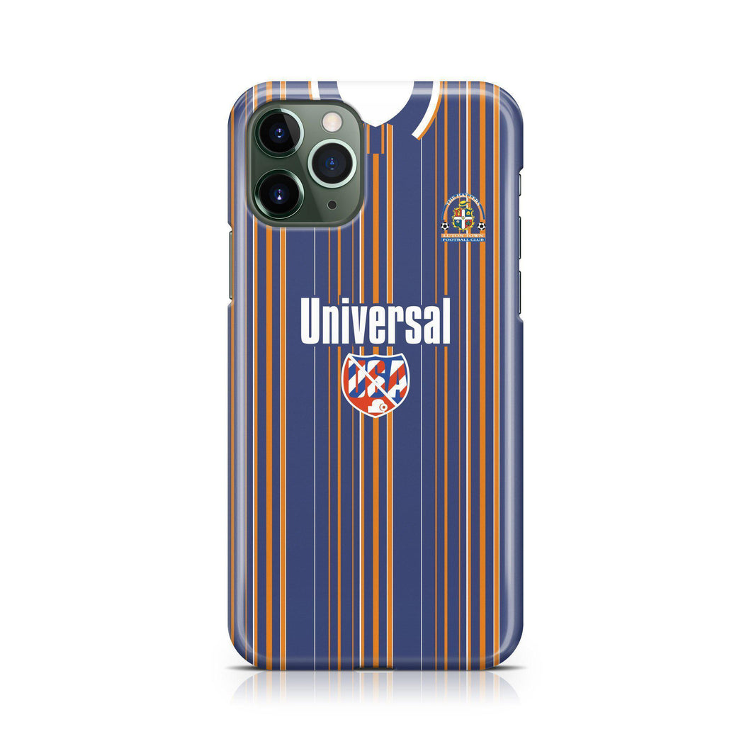 Luton Town 1995 Away Phone Case-CASES-The Terrace Store