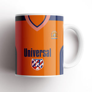 Luton Town 1999 Away Mug-Mugs-The Terrace Store